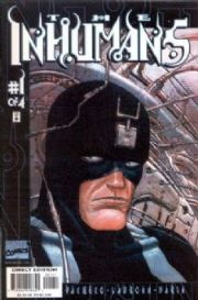 Inhumans Comics (2000 Series)